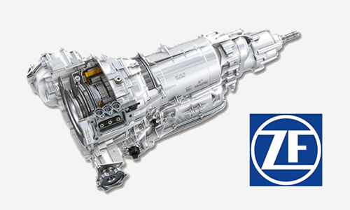 Caja de cambios ZF