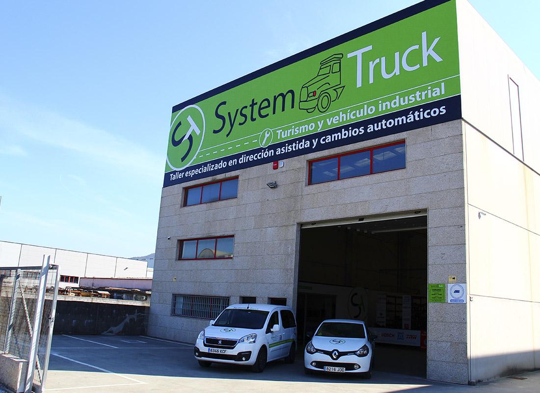 System Truck fachada